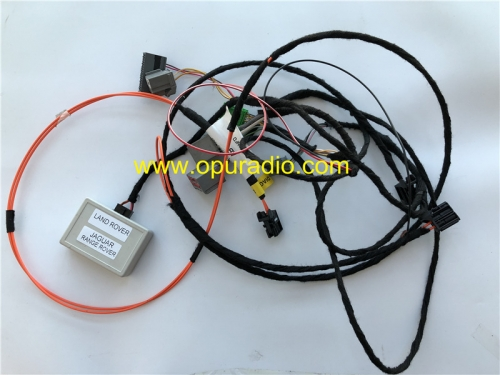 wiring tester with Emulator for Land Rover LR2 LR3 LR4 Range Rover Sport L320 L322 Jaguar car navigaion radio 7inch 8inch MAP systems