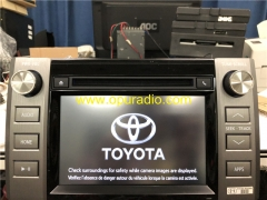 TOYOTA 86140-0C130 PANASONIC for 2015 2016 Tundra HD Radio Entune Touch Screen CD player APPS