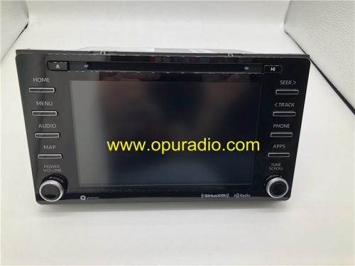 FUJITSU TEN 86140-08180 HD RADIO für 2018 2019 TOYOTA SIENNA ENTUNE PREMIUM 3.0 TOUCH SCREEN