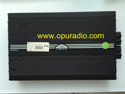 Amplificateur audio haute 3W0-035-466 pour BENTLEY Continental GT Flying Spur 4W0-035-466