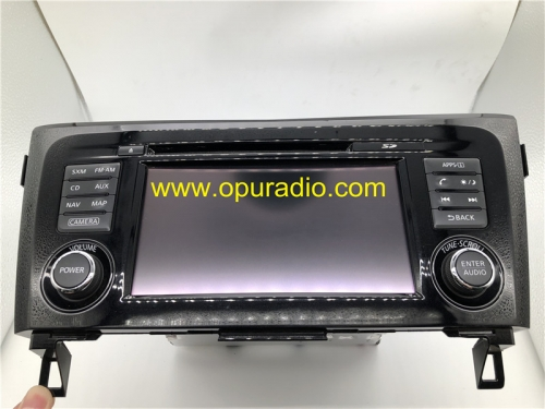BOSCH LCN2 7612051287 2014-2016 NISSAN Rogue X-Trail 2591554BA0A SATELLITENRADIO-XM-KARTE