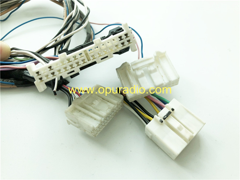 Plugs for Toyota Prius Camry test Amplifier Audio Radio head unit