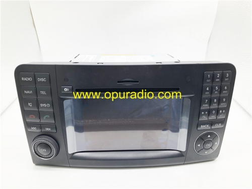 Neue Alpine BZ9841 6 DVD Wechsler Head Unit A1649002601 für 08-12 Mercedes Benz W164 X164 GL ML Klasse Auto Navigation USA