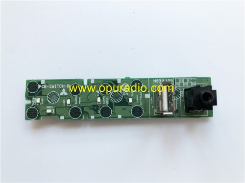 PCB-SWITCH N931L109 USB AUX Board for Dodge Chrysler Jeep MYGIG radio NAV Media Navigation GPS
