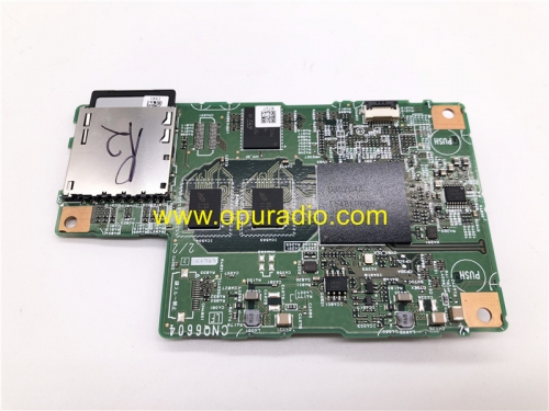 CNQ6604 Data board SD card for 2015-2017 TOYOTA Camry 86140-06690 7inch Touch Screen HD Radio APPS XM P11222 Non JBL Sienna Tacoma Prius