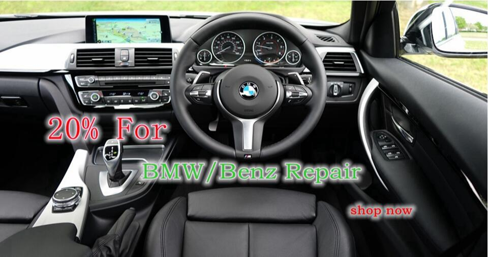 Repair BMW Mercedes-benz car radio mainboard