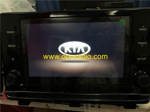 96160J7310 Radio Unit ADBC0J7EP HYUNDAI MOBIS for 2019 2020 KIA Car Navigation Media Carpaly Europe