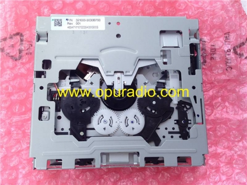Fujitsu ten single CD loader drive deck mechanism 726 laser PCB 22Pin small connector for Toyota car radio
