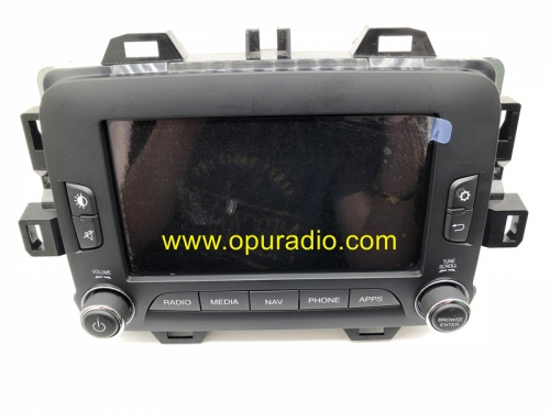 Neue MOPAR VP4 HARMAN INFOTAINMENT für 2016 2017 Fiat Jeep Autoradio NAV Media Phone APPS Navigation