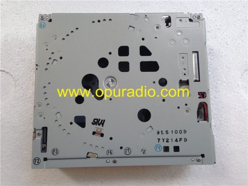 Mitsubishi 6 CD/DVD changer mechanism drive loader laufwerk with exact PCB for Mercedes Comand NTG5 NTG2.5 car Navigation Audio