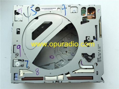 Pioneer 6-disc CD changer mechanism new style for Toyota 86120-0E300 DEX-G8147 for Lexus RX350 Prado car radio