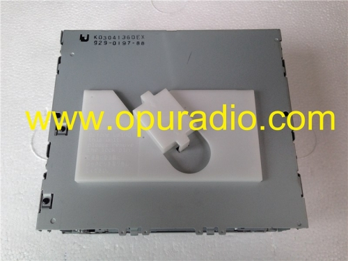 Clarion 6 CD changer mechanism without MP3 specially for Subaru SAAB Renault car radio tuner
