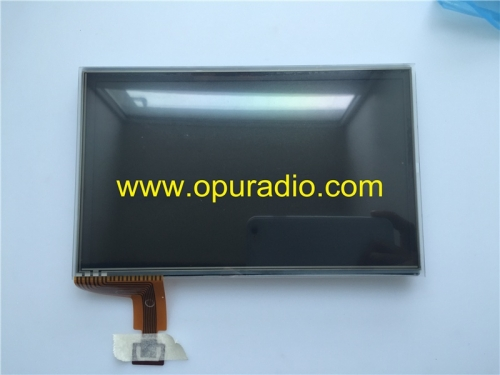 Toshiba Matsushita Display LT080CA24300 LCD Monitor with touch screen for Toyota Lexus LX 2013-2015 LX570 LX470 ES series ES250 DENSO Navigation car r