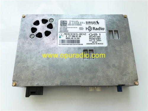 A1719060700 Satellite Radio SIRIUS Module for 2010-2012 W221 W463 R350 R171 ML450 CL550 G55 S400 S550 W164 GL450 Car radio