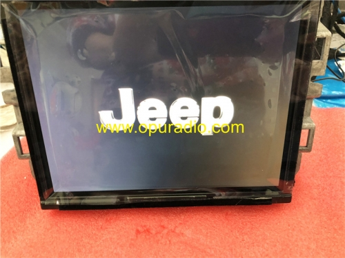 68289301AA HARMAN VP4R Radio para 2015-2017 Jeep Grand Cherokee coche Navegación Europa Mapa Carplay Bluetooth