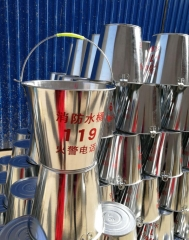 ice bucket,galvanized bucket,3L to 15L mold available,silk logo printed accepted