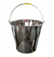 ice bucket,galvanized bucket,3L to 15L mold available,embossed logo printed