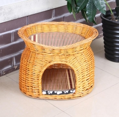 cat bed,dog bed,pet bed,made of willow