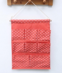 Hanging closet organizers,wall hanger organizers,made of canvas
