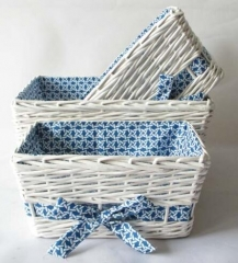 storage basket,wicker basket,gift basket,fruit basket