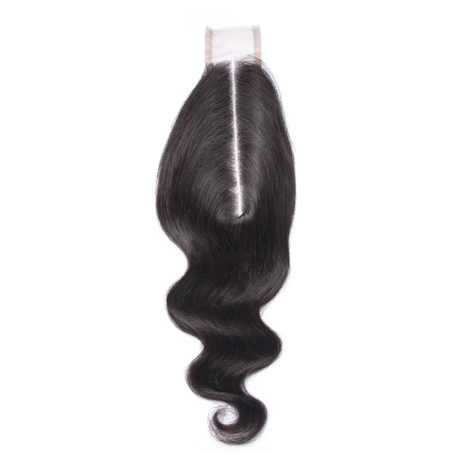 "Kim K Closure 2""X6"" Indian Remy Hair Body Wave"