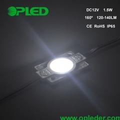 1 Chip 3030 1.5W lens led module