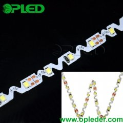 6mm width S LED strip 2835 IP20