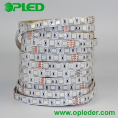 RGB 5050 60 LED flexible strip IP65