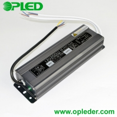 12V/24V 200W LED power supply IP67