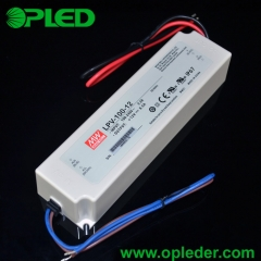 MEANWELL 100W LED power supply LPV-100