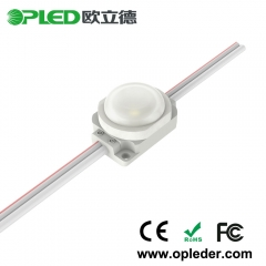 1 Chip 2835 lens led module IP67 12V 0.5W