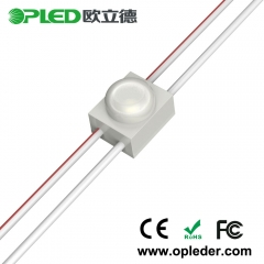 1 Chip 2835 mini lens led module