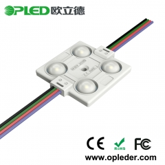 4 chip 5050 RGB LED module 1.44W