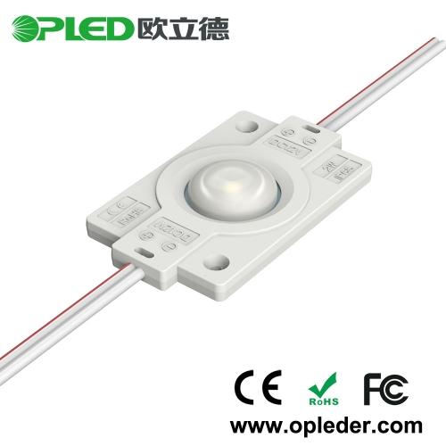 1 Chip 3030 2.0W lens led module