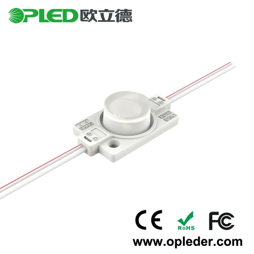 10o*60o 1 Chip 3030 1.32W side light led module