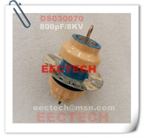 DS030070, 800PF/8KV feed through capacitor