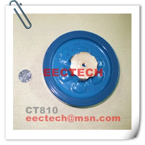 CT810-2, 5600PF, 10VDC leg lead ceramic capacitor