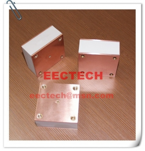 CS-30072, solid state high frequency film capacitor, 0.75uF, 500Vac