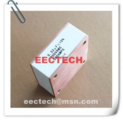 CBB90B, 0.33uF, 700V, 500A solid state high frequency film capacitor