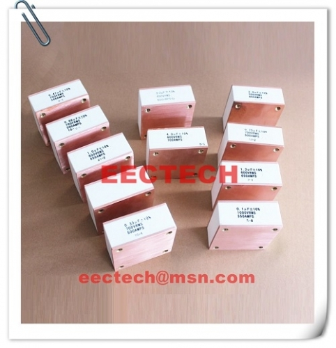 CBB90B, 2.5uF, 500V, 650A solid state high frequency film capacitor