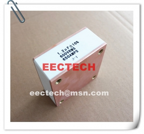 CBB90B, 1.2uF, 600V, 650A solid state high frequency film capacitor