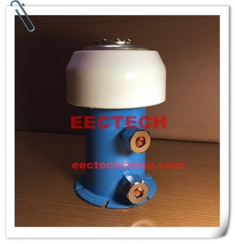 Water cooled capacitor (WCC) 095162, 2500pF/14KV, equal to TWXF095162, CCGS095162