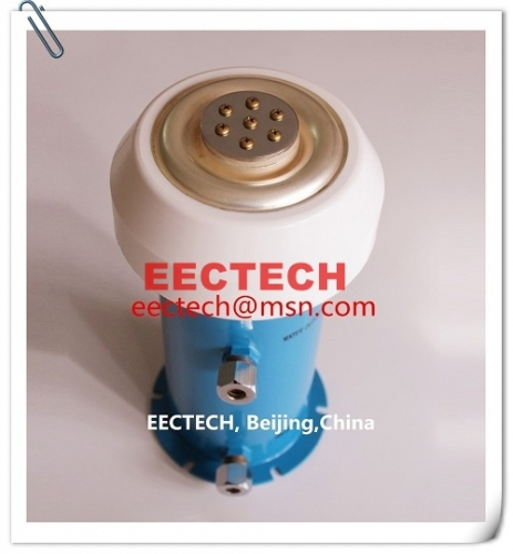 Water cooling capacitor (WCC) 135242, 2500pF/25KV, equal to TWXF135242, CCGS135242