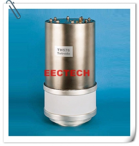 FU3576C electron tube for TV and transmitting, equivalent to TH576 tetrode