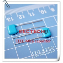 CY22-4-250V-D-390-I mica capacitor from Beijing EECTECH