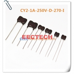 CY2-1A-250V-D-270-I mica capacitor from Beijing EECTECH
