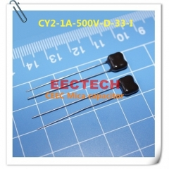 CY2-1A-500V-D-33-I  mica capacitor from Beijing EECTECH
