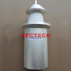 High Frequency welding machine Power Triode vacuum Tube CTK25-4