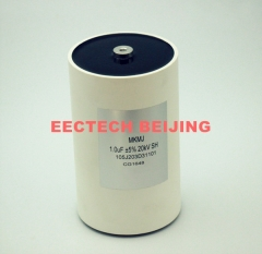 MKMJ high voltage pluse capacitor 1.0UF/20KV