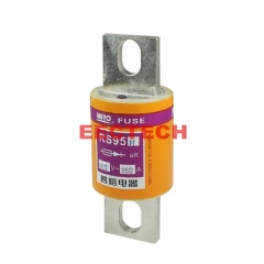 Fast-acting fuse, bolt-shaped ceramic fuse, RS95H 500V / 250A aR (1box=5pcs)